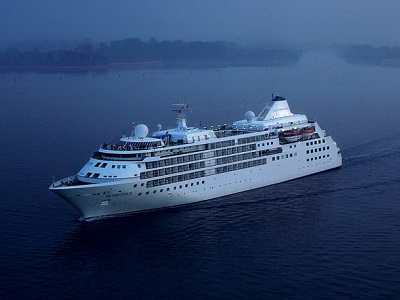 Silversea Silver Cloud