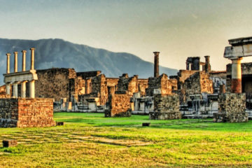 Pompeii and Naples Panoramic Shore Excursion - Private Tour