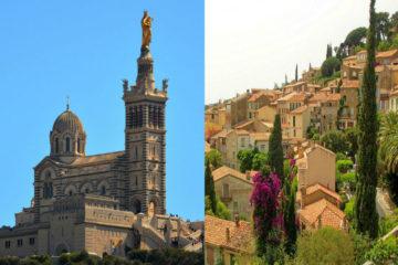 Aix en Provence and Marseille Shore Excursion