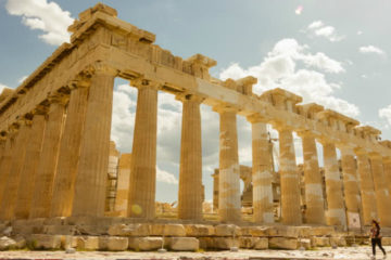 Athens Shore Excursion - Private Tour 4h