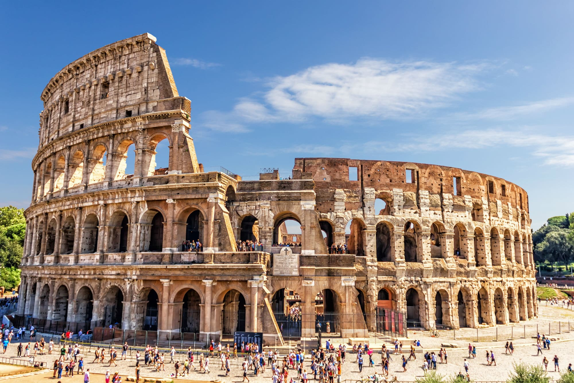 Colisseum, Forum, Palatine Hill and Rome Highlights