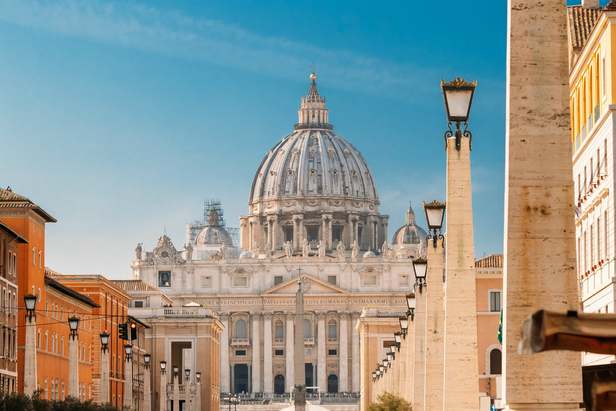 Vatican Museums and Rome Highlights Shore Excursion