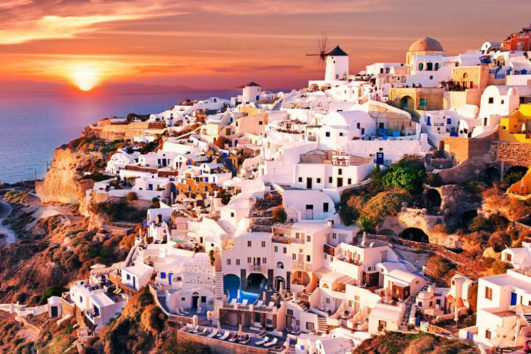 Santorini and Oia Shore Excursion - Private Tour