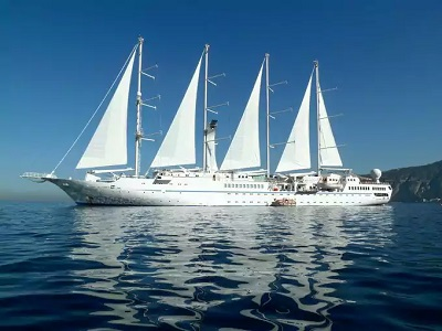 excursiones cruceros Windstar Wind Star