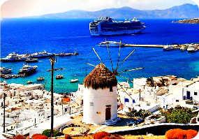excursiones cruceros mykonos grecia