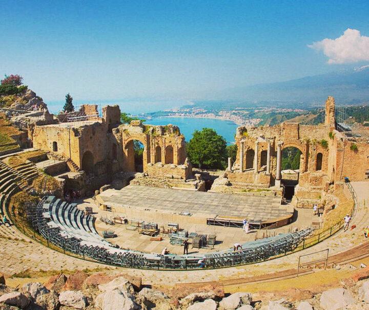 Taormina Shore Excursion - Private Tour