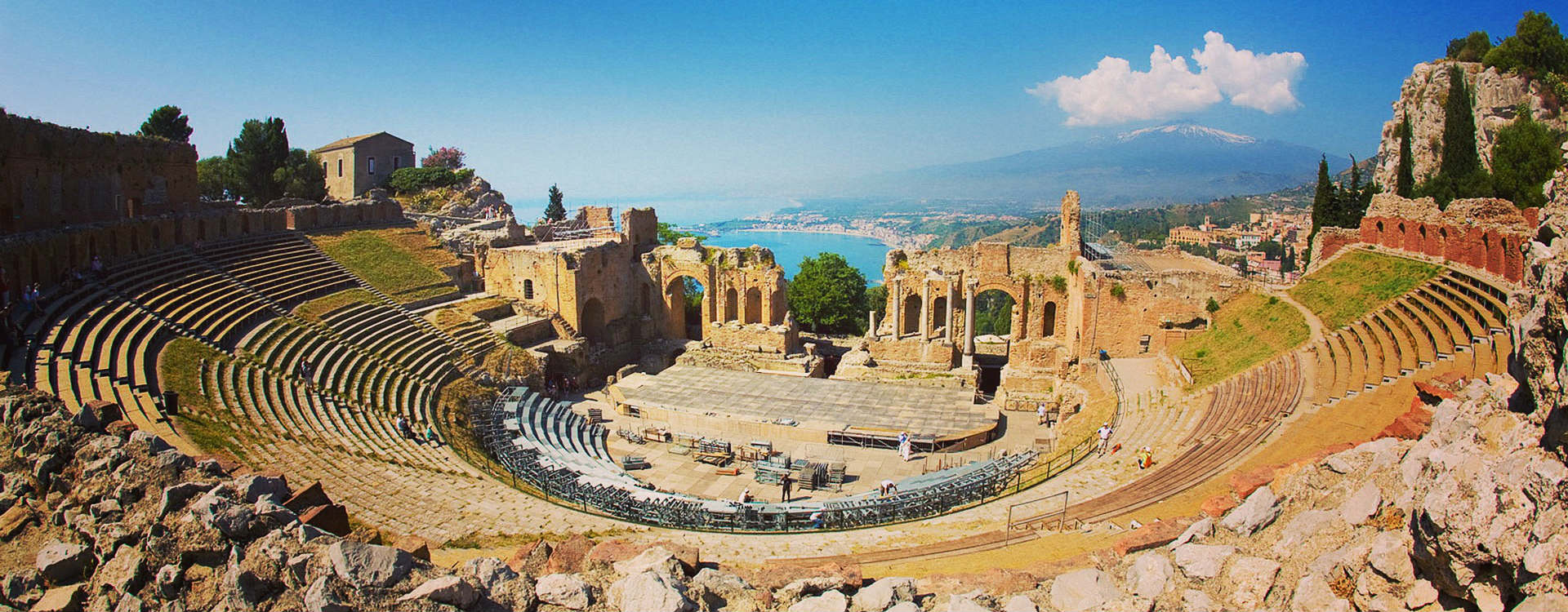 Taormina Shore Excursion - Private Tour