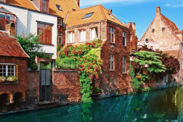 Shore excursion Bruges – Private Tour