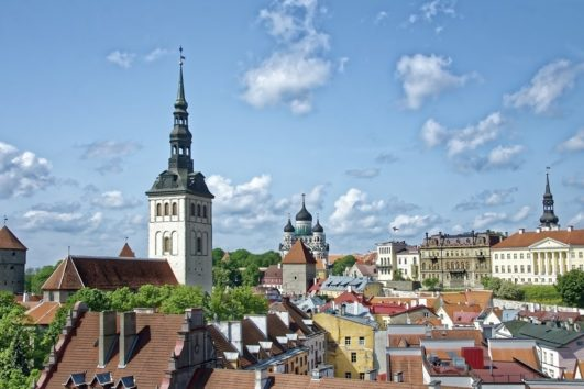 shore excursions estonia